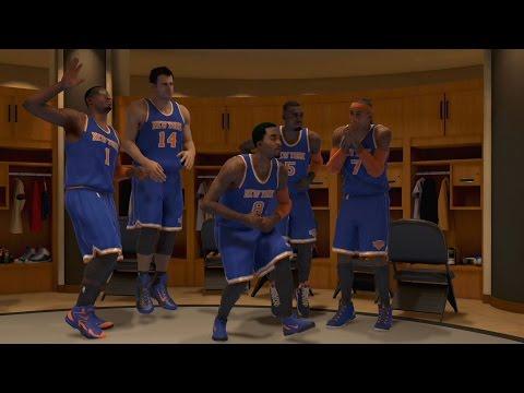 NBA 2K15 PS4 My Career - Rising Chemistry