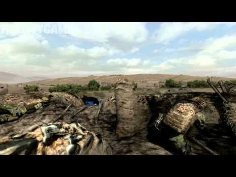 ◀ ARMA 2: Hazar-Kot Valley Mission Test (Ultra HD)