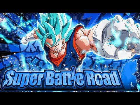 LR VEGITO BLUE VS. FUTURE CATEGORY SUPER BATTLE ROAD! (DBZ: Dokkan Battle)