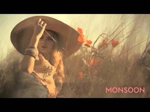 Lily Donaldson for Monsoon Campaign SS11- Behind The Scenes Video