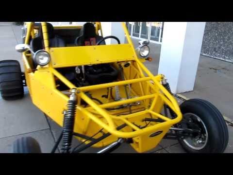 Joyner SR-2 Sand Car 2 Liter EFI VW Bus Trans Axle For sale