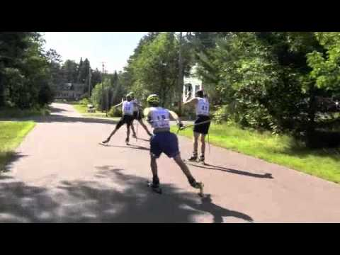 7-7-12 CXC Summer Championships - Skate Sprint Downtown Cable, WI