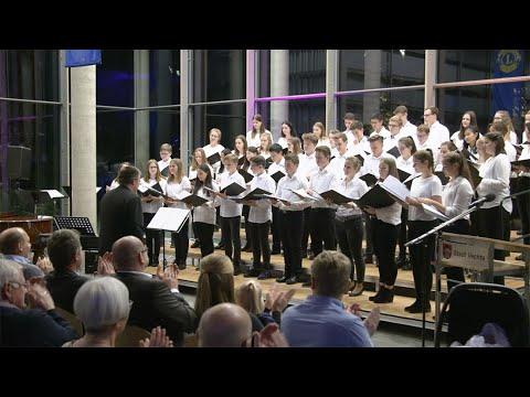 Höffmann Jugendchor - Benefizkonzert im Rathaus Vechta