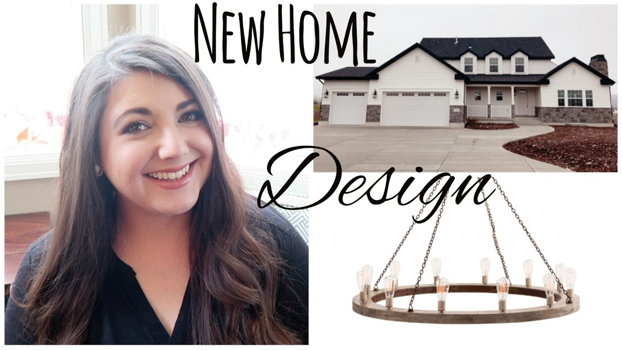 New Home Design! Home Building Collaboration