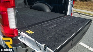 How to Install BedTred Ultra Truck Bed Liner on a 2017 Ford F-350 at RealTruck.com