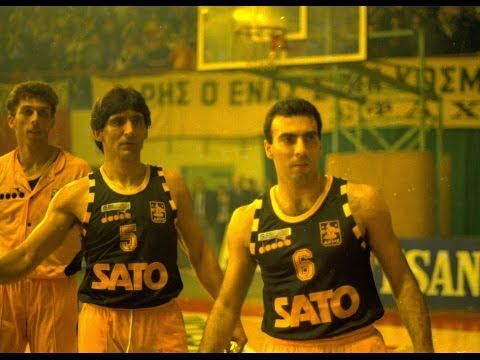 Aris Basketball: The most Legendary team in whole Greek sports history!  HQ