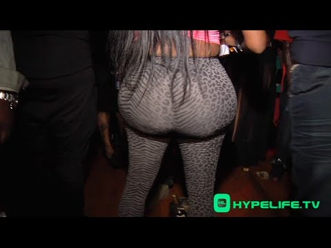 Celebrity Winter Ball(All Black Edition) @Bones_LastDon // Dancehall Party Video