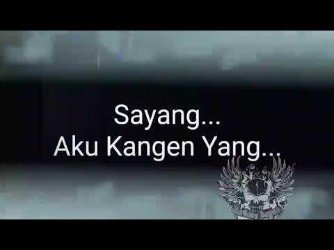 Video Status Wa Paling Romantis Sayang Aku Kangen Yang😚