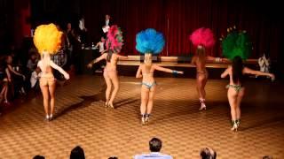 Batucada Brazil Samba | Salsa Extravaganza 2012.08.25