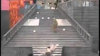 Sube la escalera