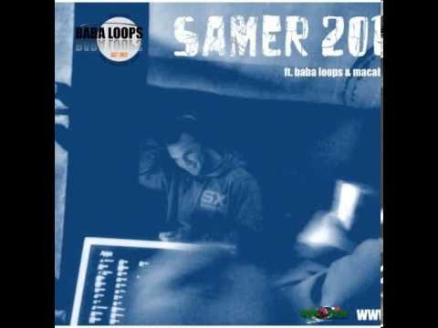 Samer - Łzy w Oceanie (bit babaloops tona Racibórz prod Macabris Mix Rec 2013)