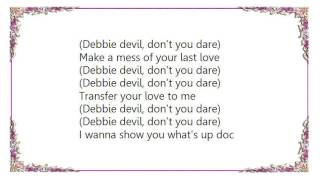 Blondie - D-Day Lyrics