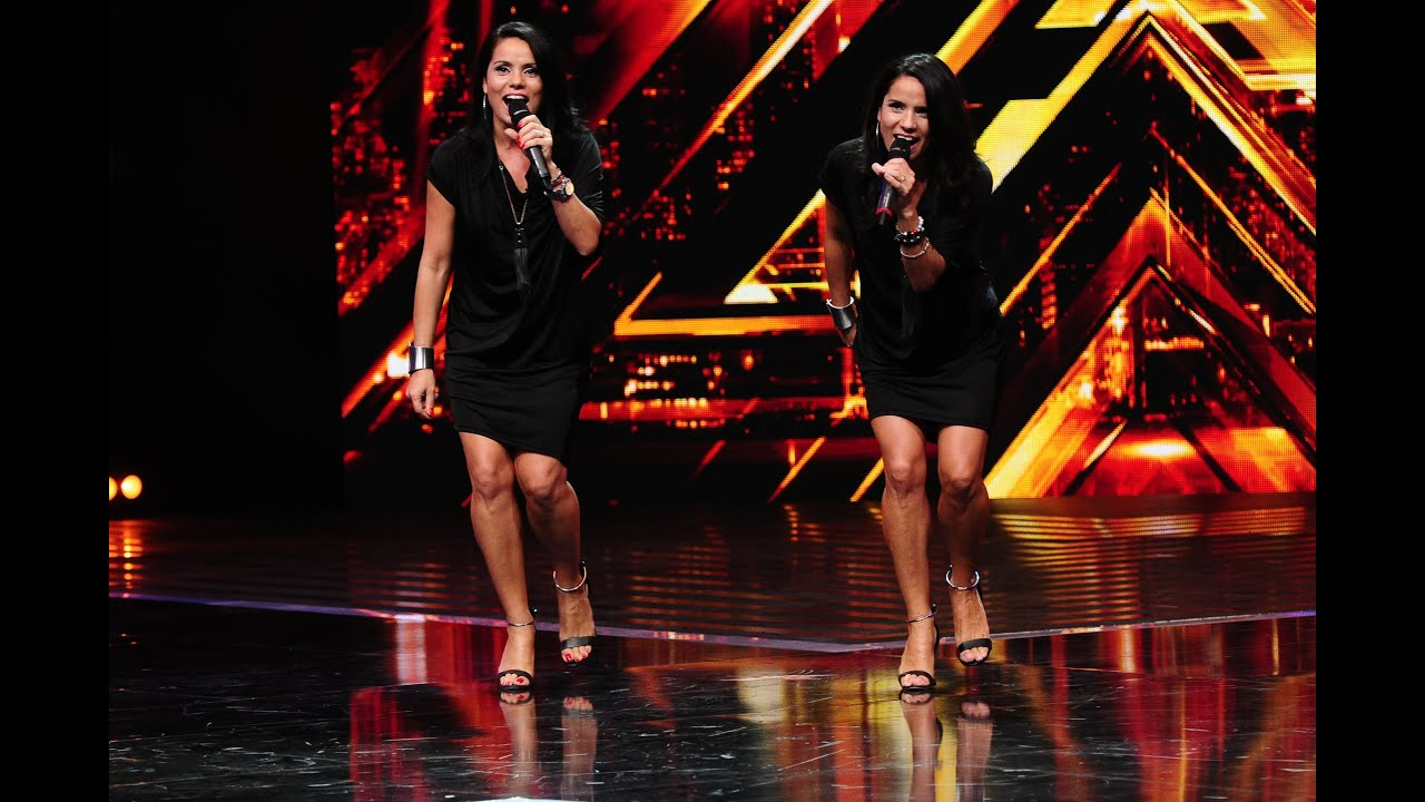 "Duel: Whitney Houston - ""So emotional"". Vezi interpretarea trupei Twins, la X Factor!"