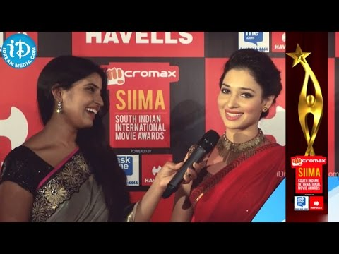 Tamannaah About Baahubali Movie And Association With Siima Siima 2014