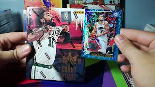 2018-19 Court Kings hobby box opening! On card rookie auto!