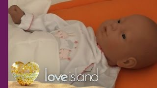 The Islanders Have Babies And Olivia Is NOT Happy About It! | Love Island 2016