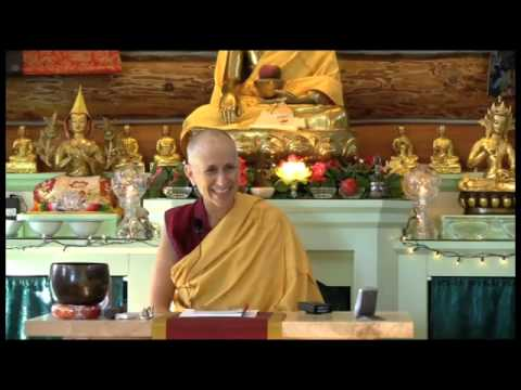 Sept 2011 Meditative Concentration Retreat #1: Mindfulness, Introsp Awareness, Visualizing Buddha