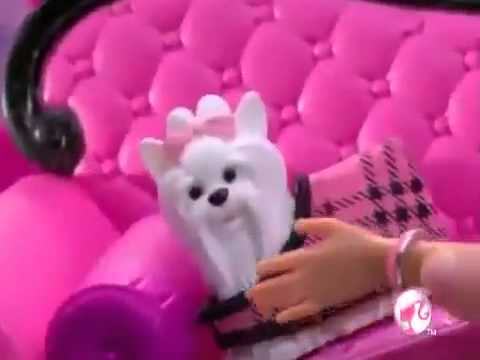 Barbie Pink World Dolls,furniture,sets And House Commercial video