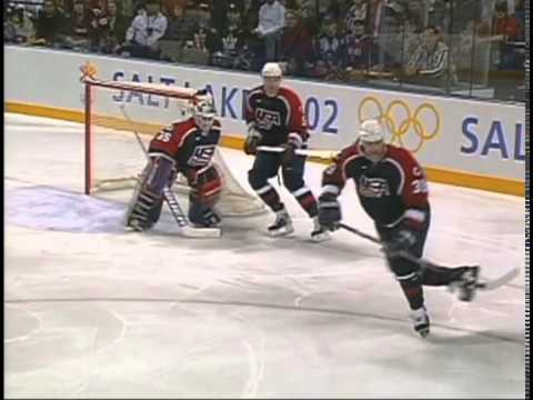 2002 Winter Olympics - Men's Ice Hockey Final (CAN vs USA)