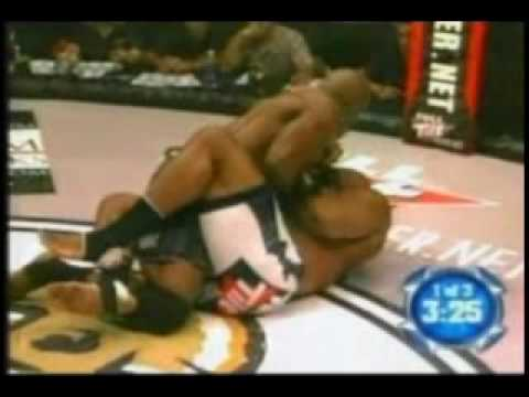 Ultimate Chaos: Bobby Lashley vs. Bob Sapp - fight video