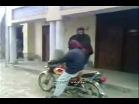 very funny Pakistani bike clips.flv