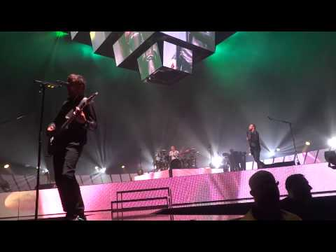 Muse - Dead Star w/ Yes Please extro - Toronto, April 10th 2013 - LIVE