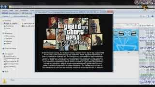 Tutorial como traduzir o GTA SAN ANDREAS de ps2