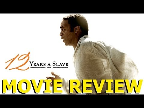 12 Years a Slave - Movie Review by Chris Stuckmann