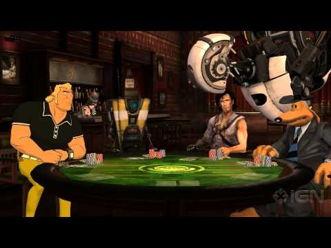 Poker Night 2 Launch Trailer