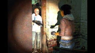 Half-Life 2 Hard Walkthrough No Commentary - Entanglement