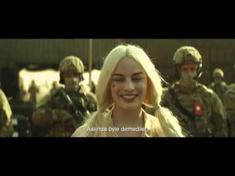 Suicide Squad/ İntihar Timi Türkçe Altyazılı Fragmanı