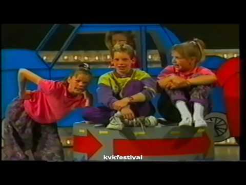 Kinderen voor Kinderen Festival 1990 - Allemaal kabaal