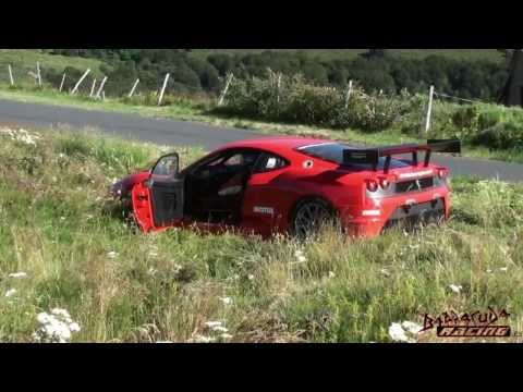 [HD] Rally crashes!!! and actions!!! The best of the year 2013