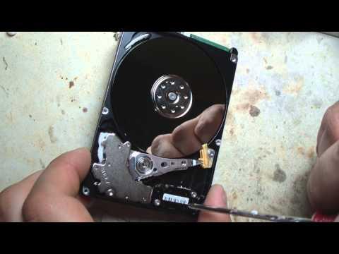 Ремонт hdd диска ноутбука своими руками 60
