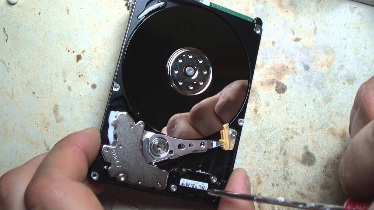 Жесткий диск не крутится ремонт своими руками 67