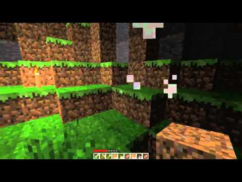 Let's Play Minecraft Episode 1: Great Escape