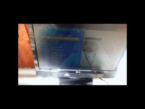 Actualizacion Azfox S2s Full HD Con Dongle I-BOX |[Tutorial Deco Y