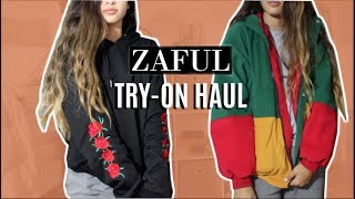 ZAFUL Spring Try-On Haul || Joanna Gabriela