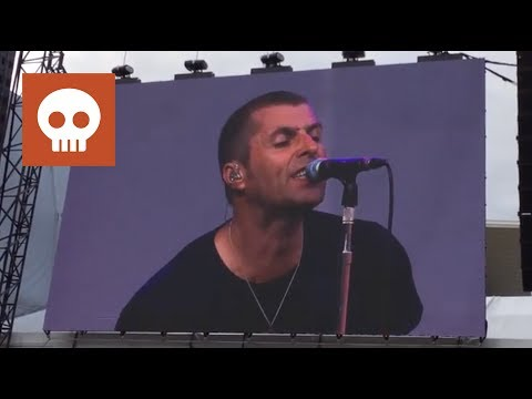 Gimme Shelter (Rare Cover) - Liam Gallagher and Beady Eye (LIVE, HD) 2014 ☆ BIG FESTIVAL GUIDE