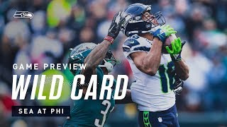 2019 Wild Card: Seahawks at Eagles Preview