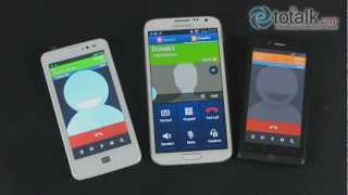 Samsung GALAXY Note II N7102 Android4.1  Dual Sim Full Active Video