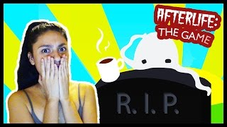 PARTYING TO DEATH! - Afterlife: The Game