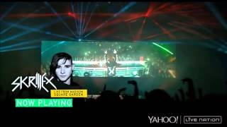 Skrillex Full set NYE Madison Square Garden