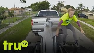 South Beach Tow - Tow Truck Ninja Warrior