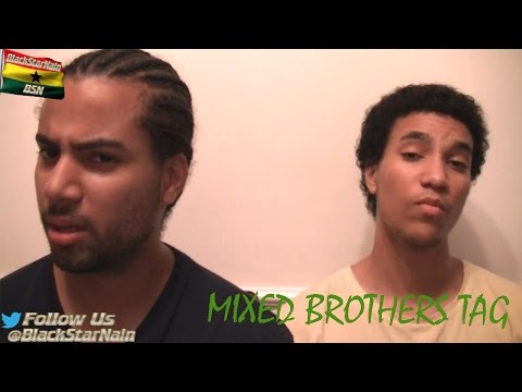 MIXED BROTHERS TAG