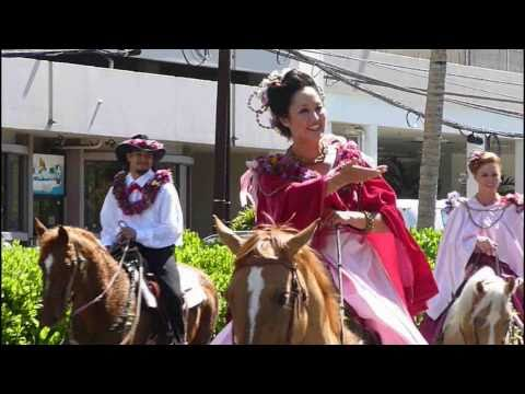 Kamehameha King - Parade 200th anniversary of Kingdom of Hawaii - June 11 2010 - Honolulu