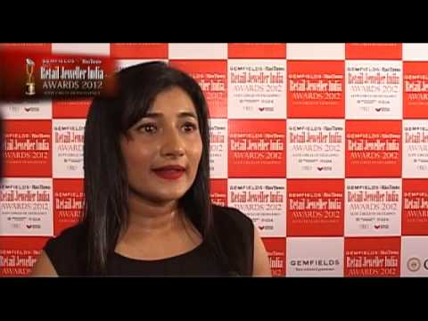 Schuana Chauhan Saluja, CEO, Parle Agro, Jury Member, Retail Jeweller India Awards 2012