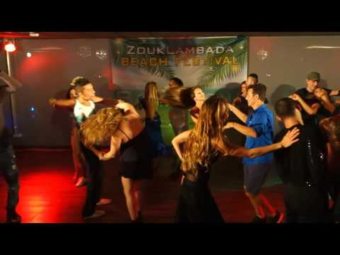 00103 ZLBF2016 ALL Artists Improvised Dance ~ video by Zouk Soul