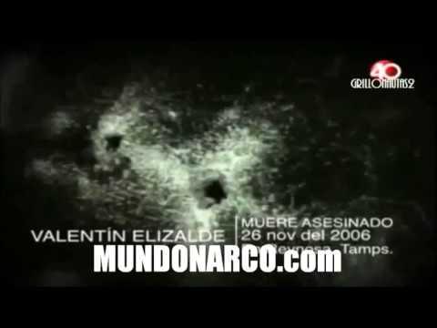 Grupos musicales y cantantes gruperos ejecutados por el narco