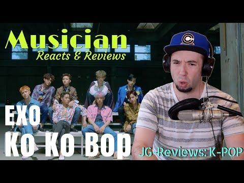 EXO - Ko Ko Bop React & Review   JG-REVIEWS:K-POP